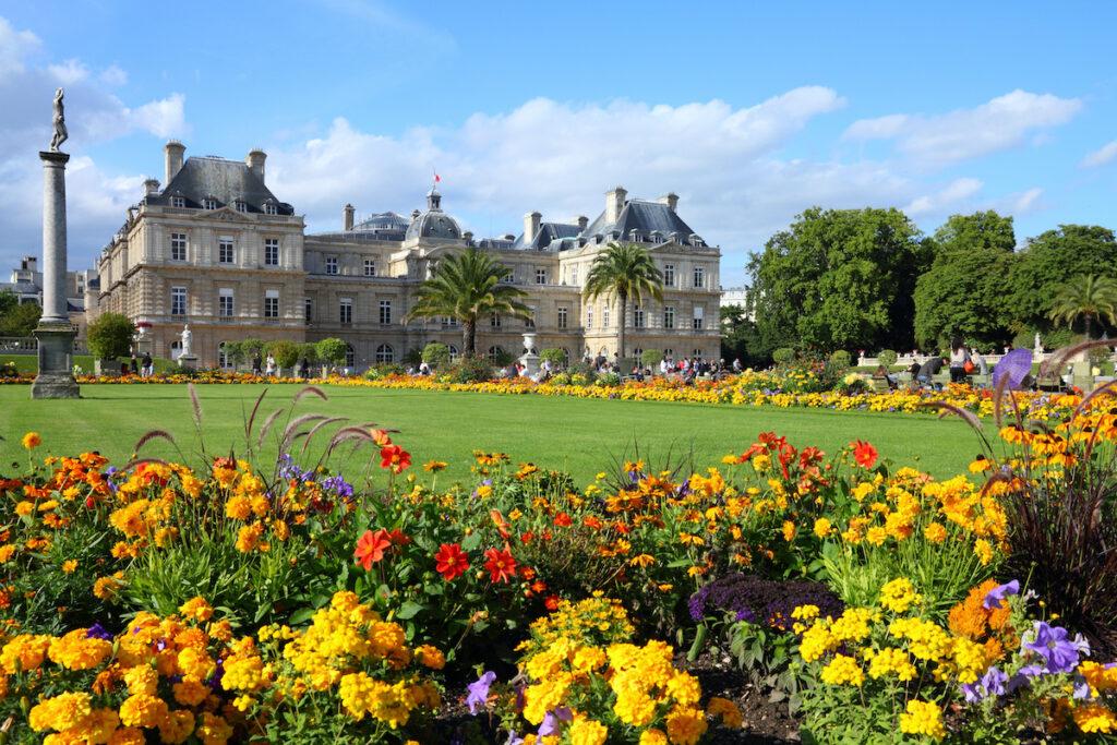 Palais et jardins du Luxembourg.