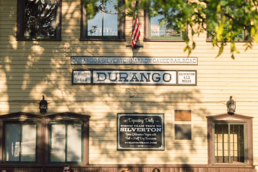 Durango in Colorado.