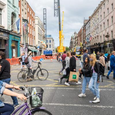 Dublin, Ireland, in May 2021.