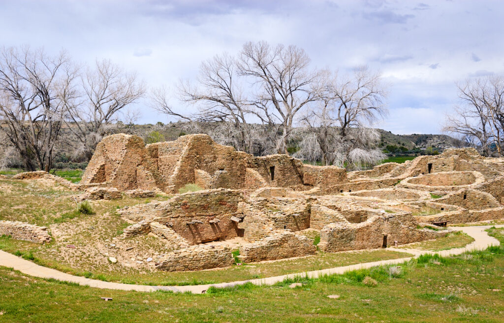 Aztec Ruins National Monument.