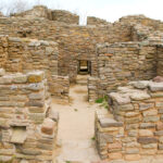 Aztec Ruins in New Mexico.