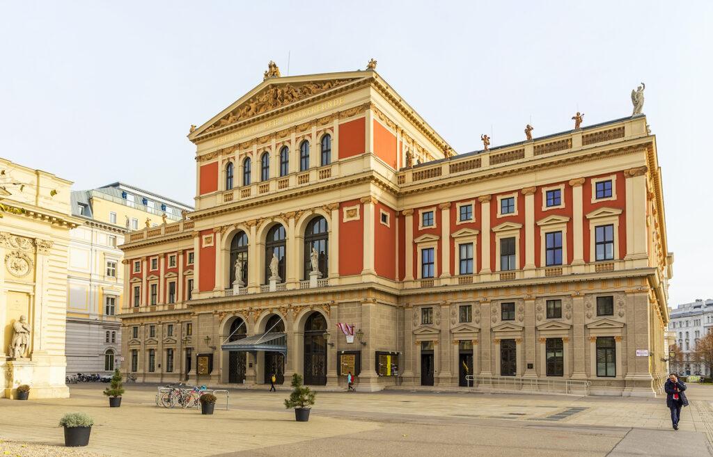 Musikverein in Vienna, Austria
