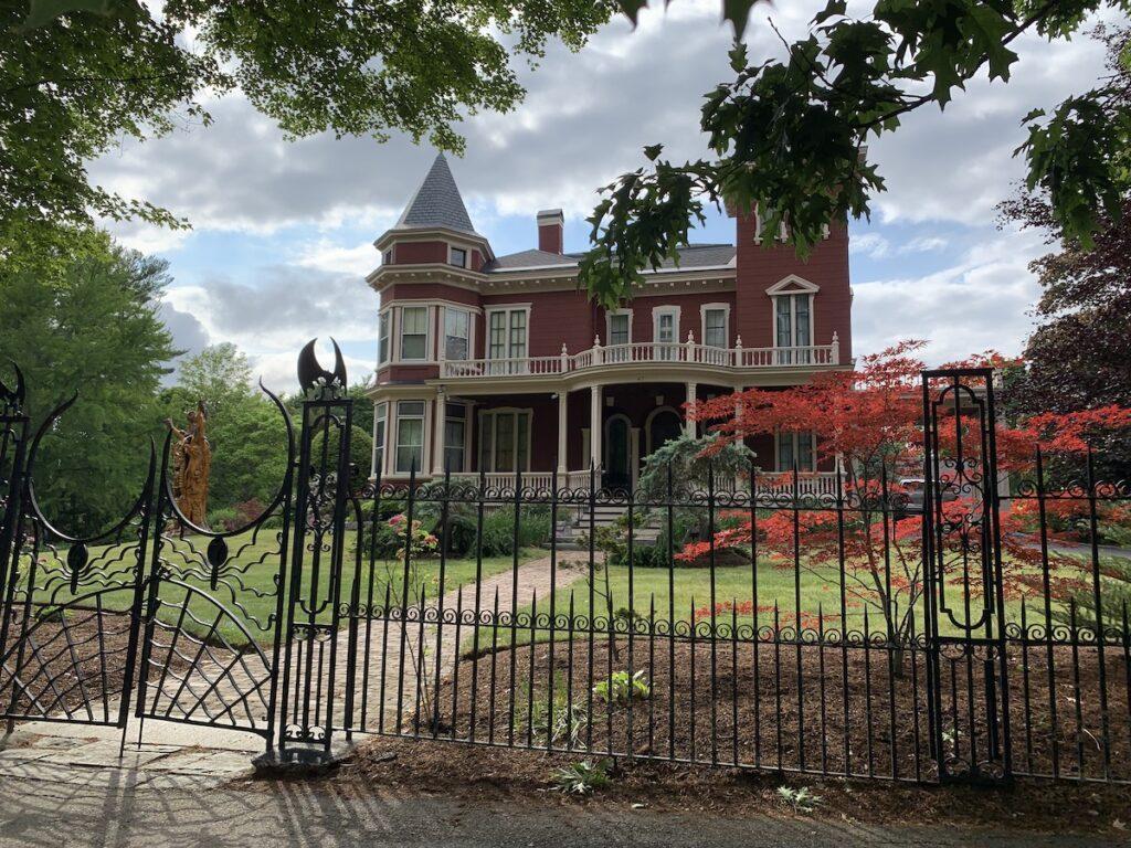 Stephen King's Home, Bangor.