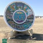 The World's Largest Souvenir Plate