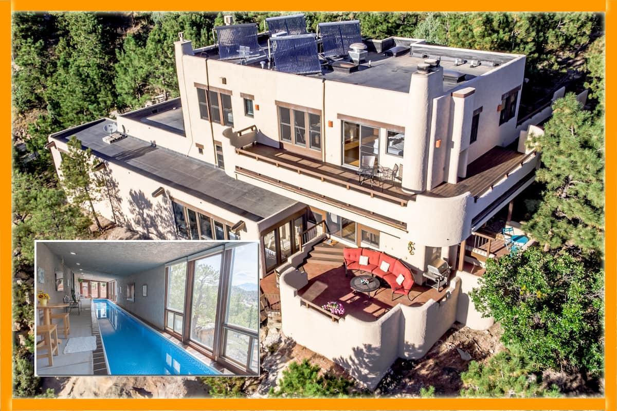 Hidden gem, heated pool and amazing views