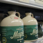 Jugs of VT Maple Syrup