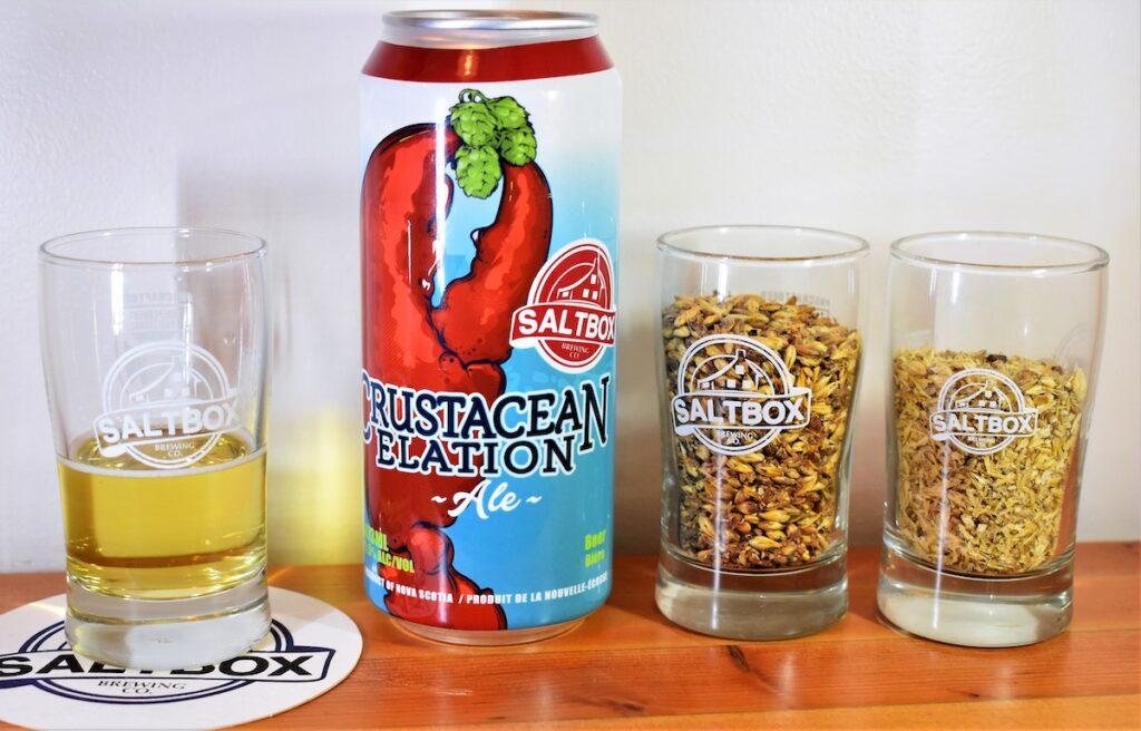 Crustacean Elation, Lobster Beer.