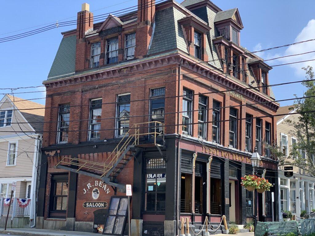 Judge Roy Bean Saloon, Bristol, Rhode Island.