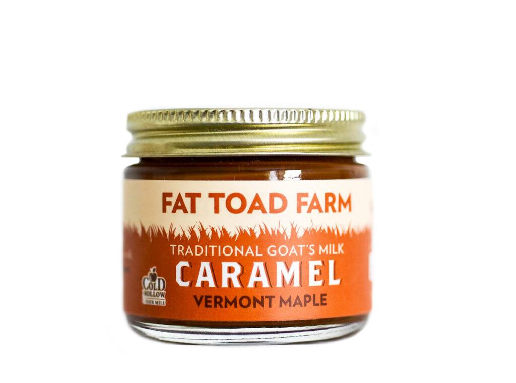 Vermont Maple Caramel Sauce.