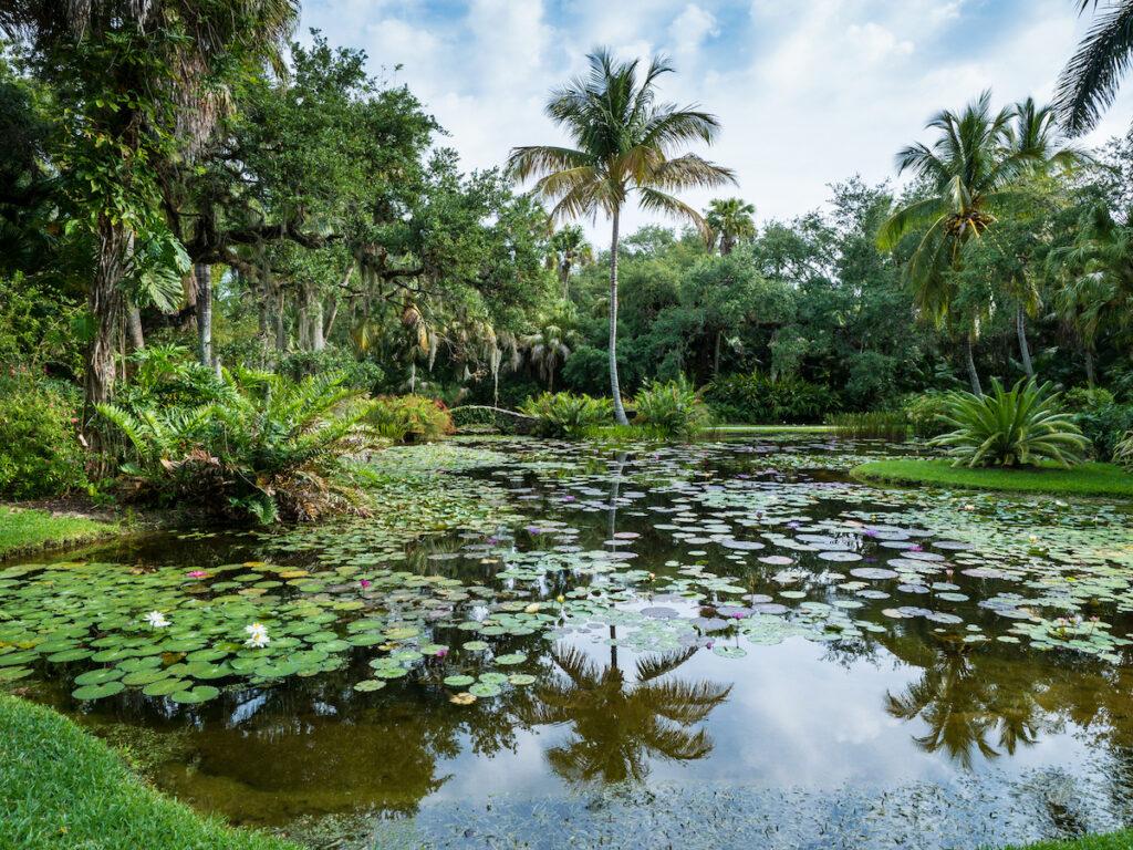 McKee Botanical Garden.
