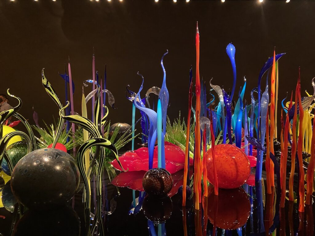 Mille Fiori by artist Dale Chihuly
