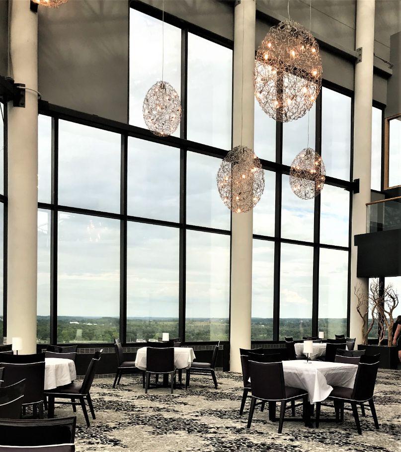 Aerie's Restaurant at Grand Traverse Resort; Traverse City, Michigan