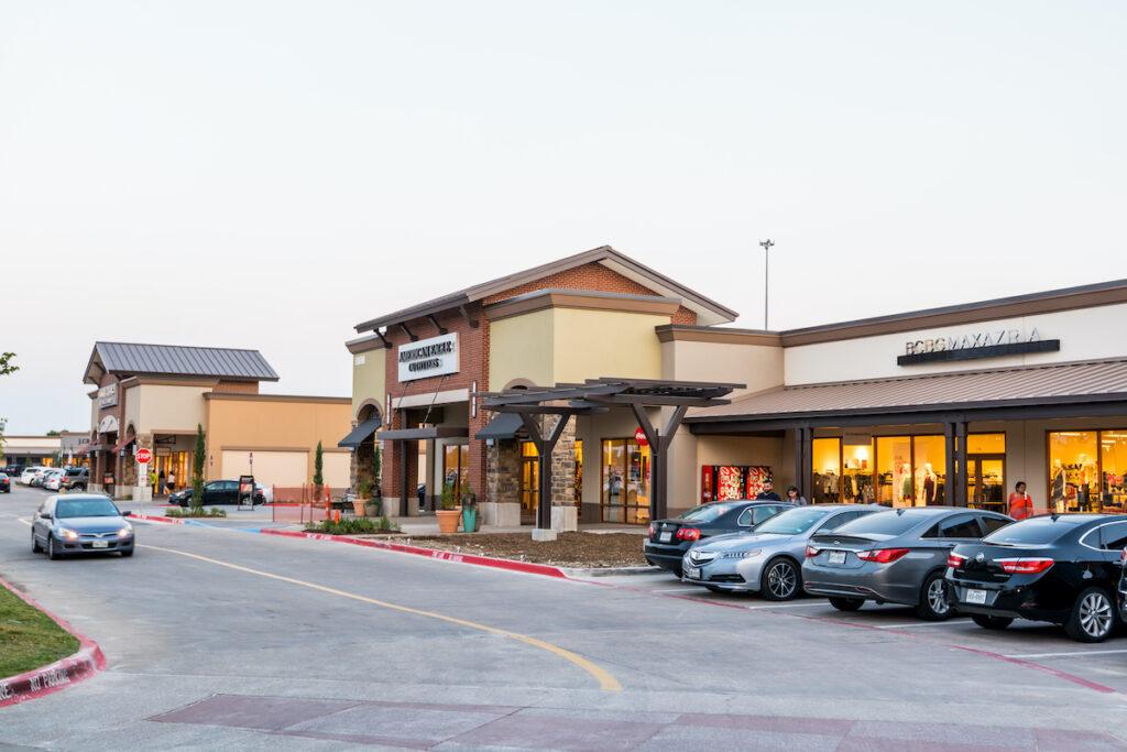 Allen Premium Outlet Mall; Allen, Texas