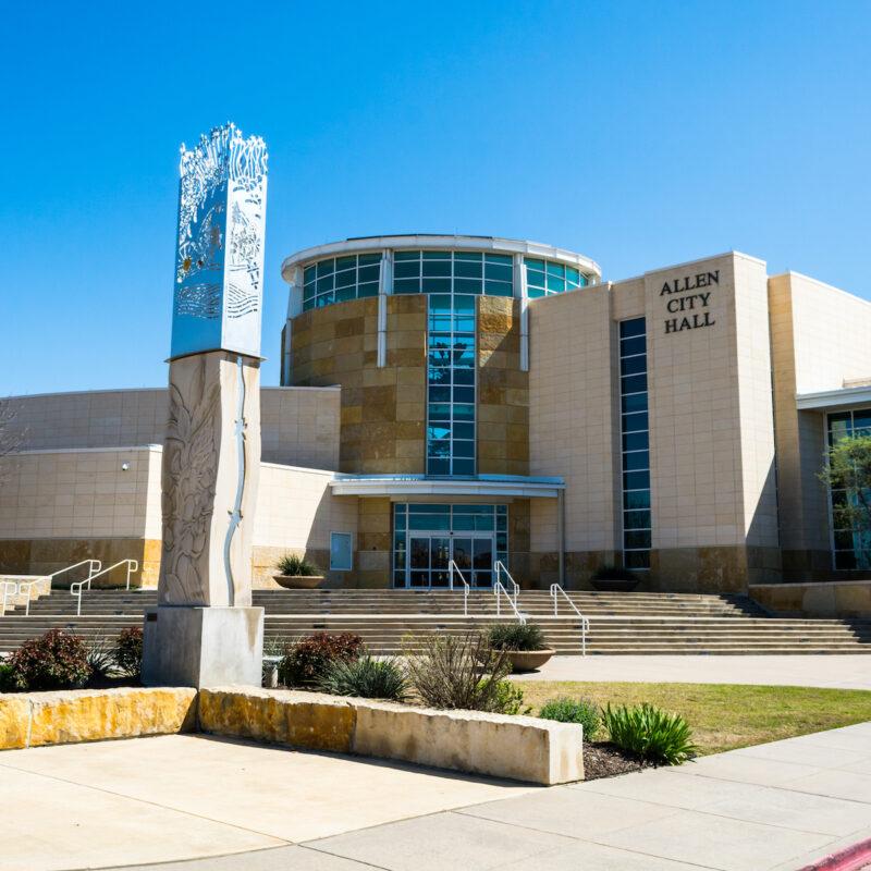 Allen, Texas City Hall