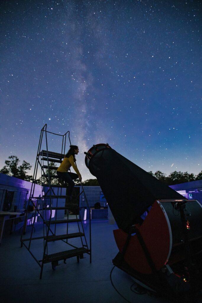 Bare Dark Sky Observatory; Burnsville, North Carolina