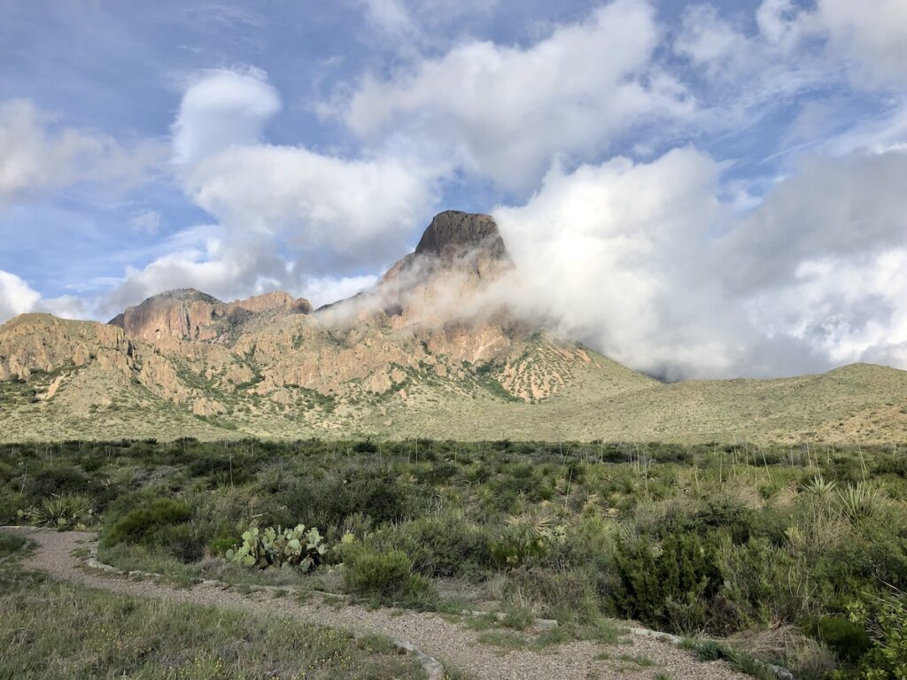 Big Bend, Chisos Mountains.