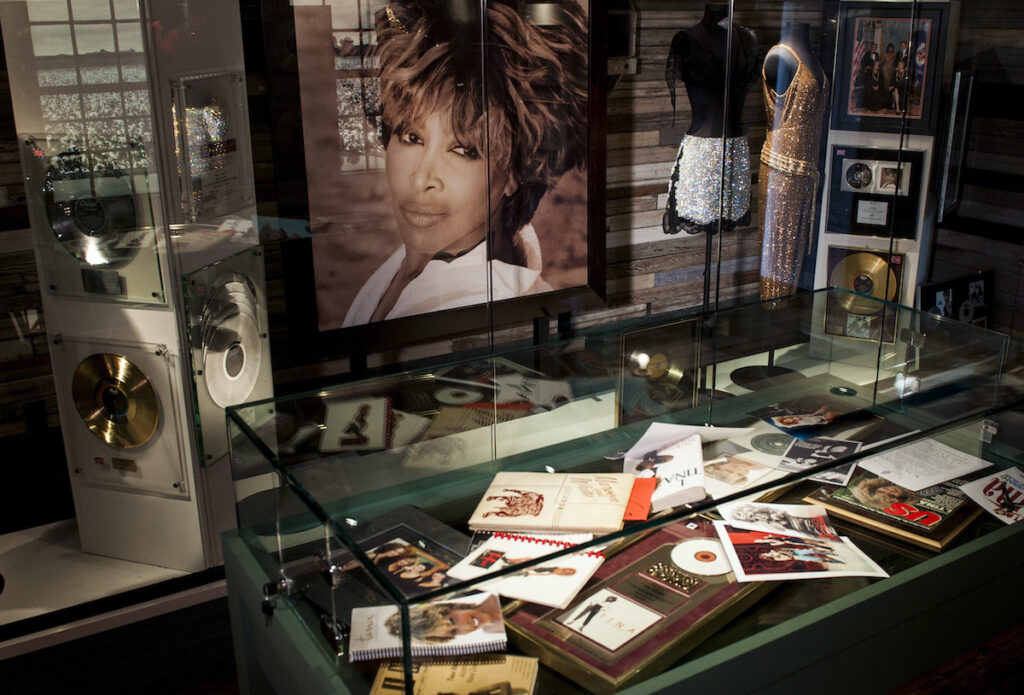 Tina Turner Museum in Brownsville