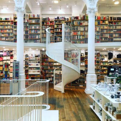 Bucharest Bookstore