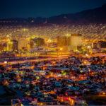 El Paso, Texas Skyline