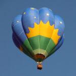 Annual Hugo Oklahoma Balloon Festival.