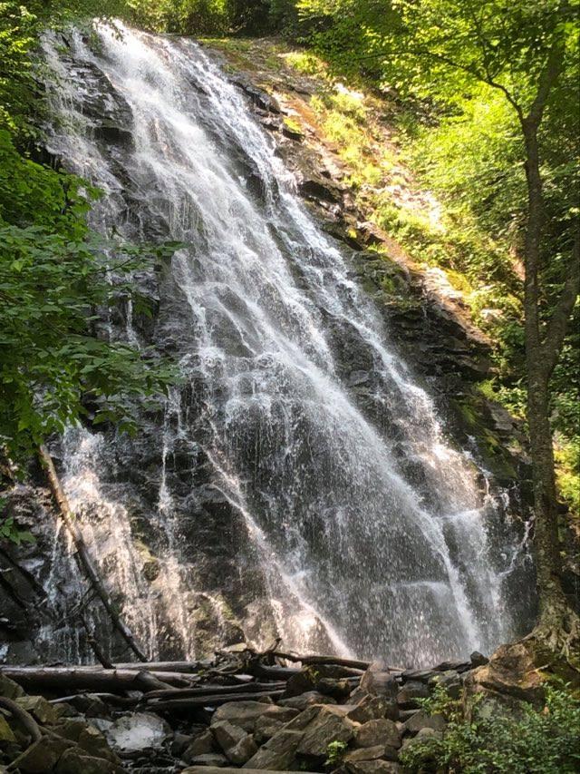 Crabtree Falls; Burnsville, North Carolina