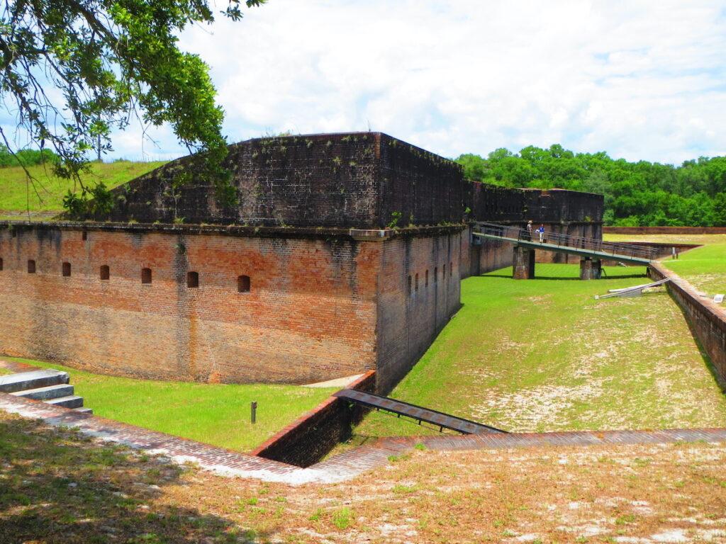 Fort Barrancas in Pensacola, Florida.