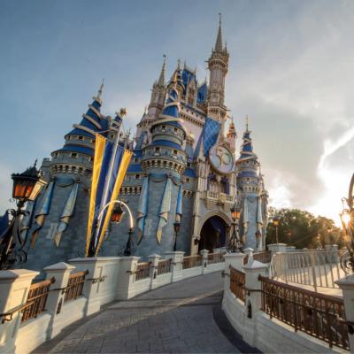 Disney's 50th anniversary