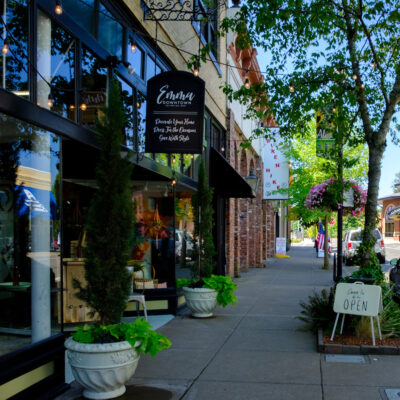 Downtown Albany's Historic District