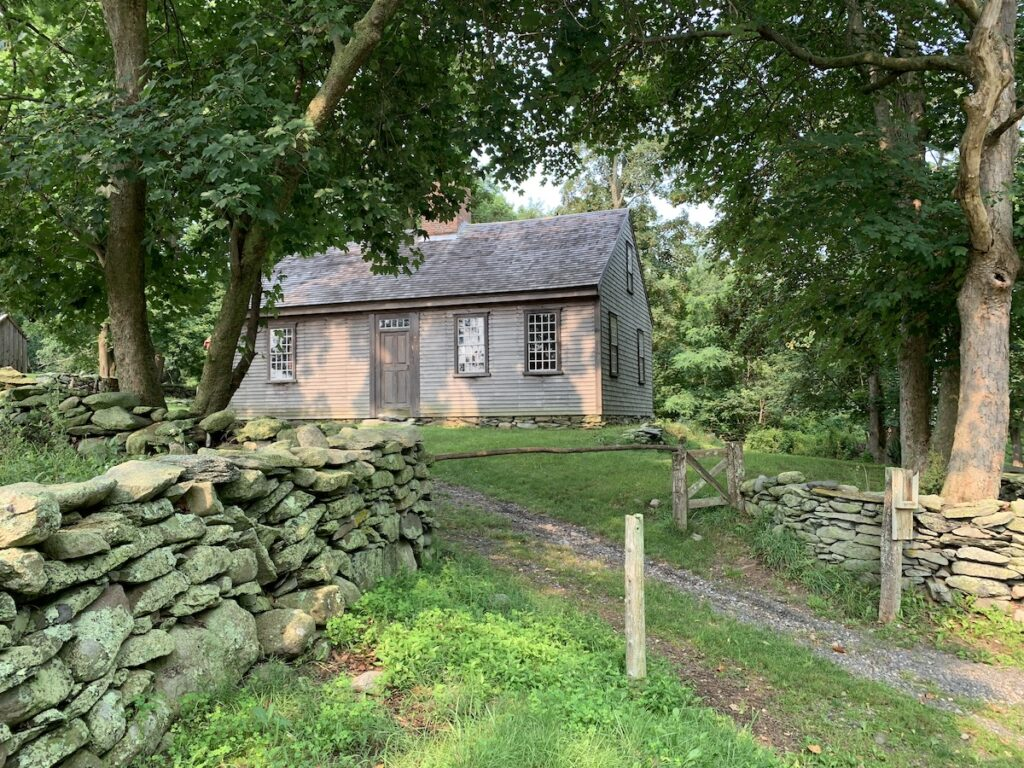 Tenant Farmhouse, Coggeshall Farm Museum.