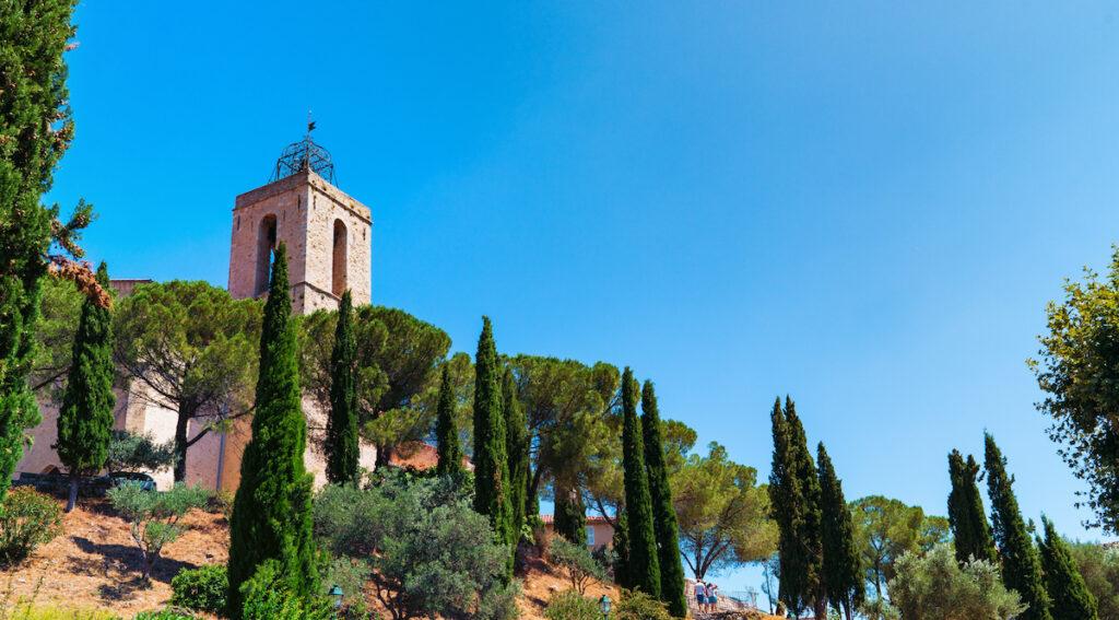 Flayosc, Provence, France