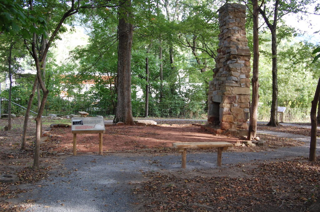 Fort Payne Cabin Site