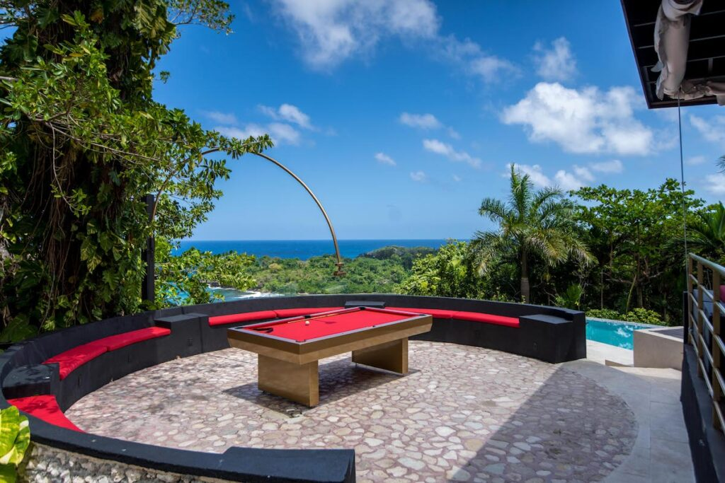Geejam Hotel; Port Antonio, Jamaica