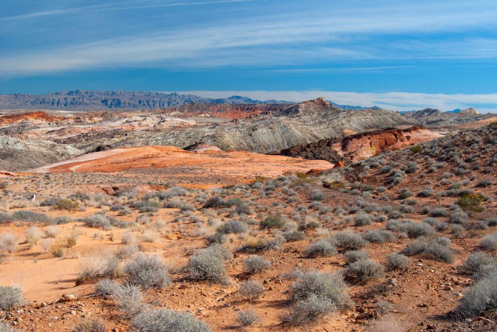 Grand Wash Cliffs, Grand Canyon-Parashant National Monument.