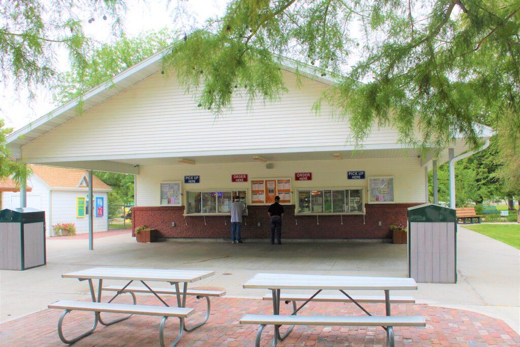 Cody Park Rides and Concessions; North Platte, Nebraska