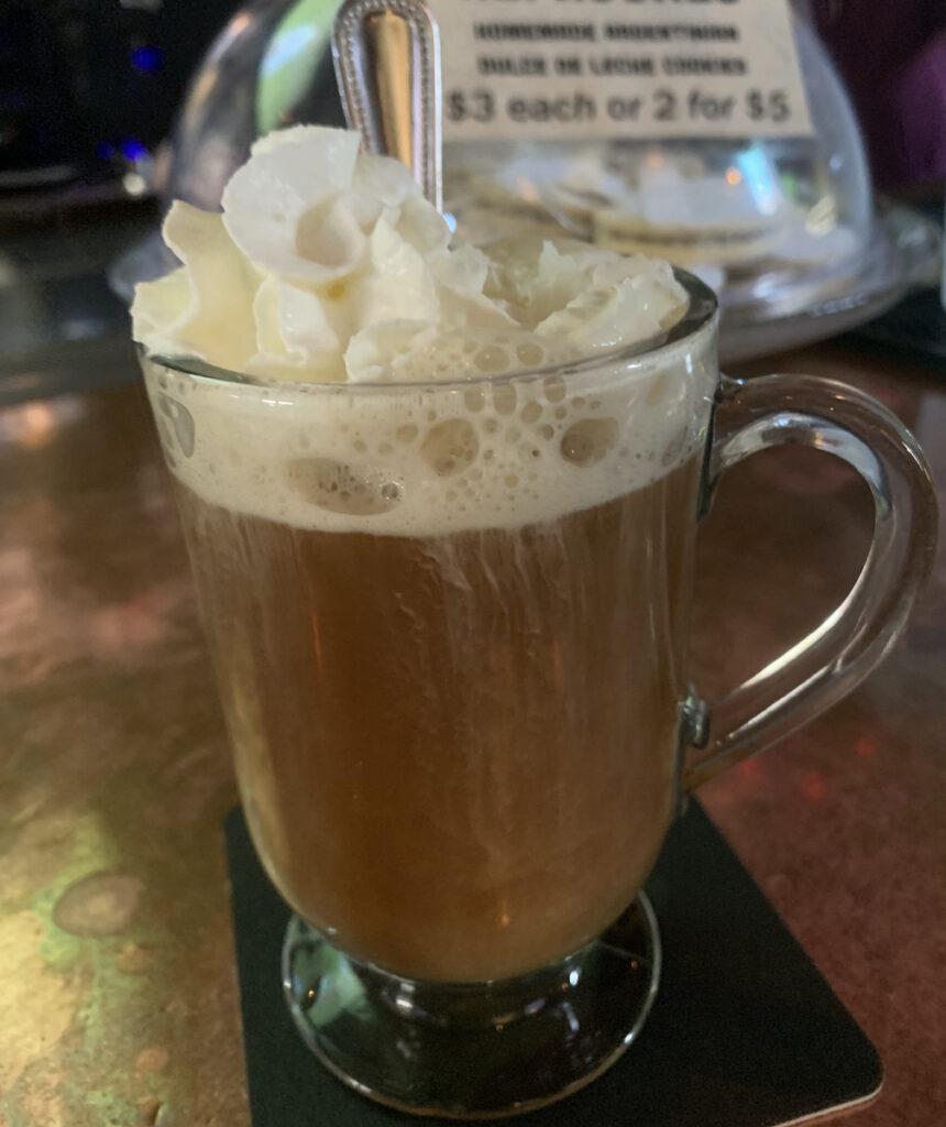 Irish Cream, one of the tastiest liqueurs in the world.
