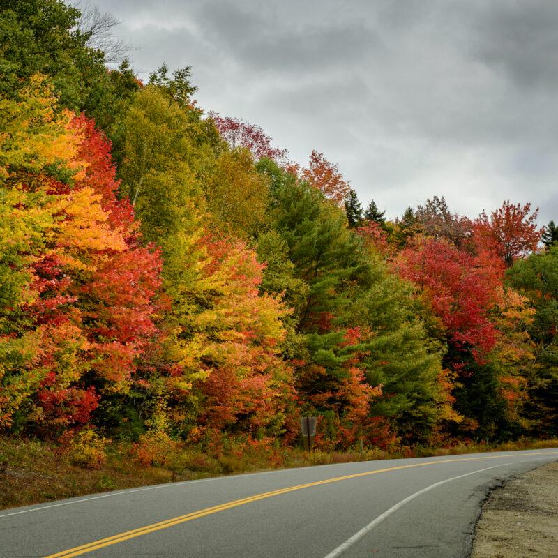 Kancamangus Highway, New Hampshire
