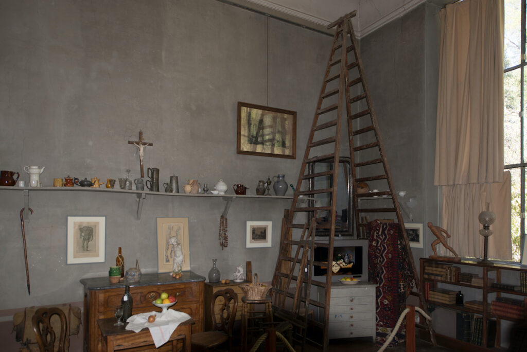 Atelier de C செzanne à Aix-en-Provence, France