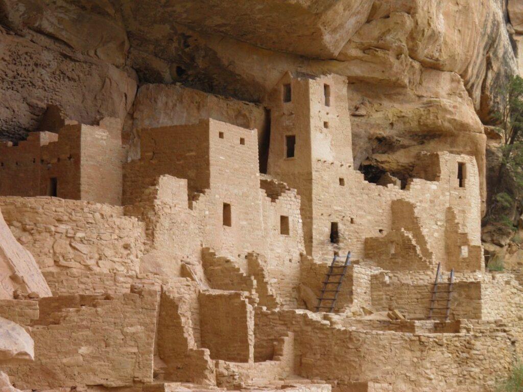 Mesa Verde Cliff Palace.