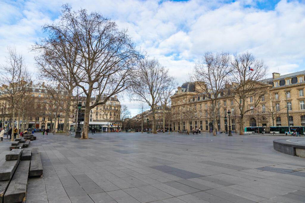 Place de la République (Republique Square), Paris, France