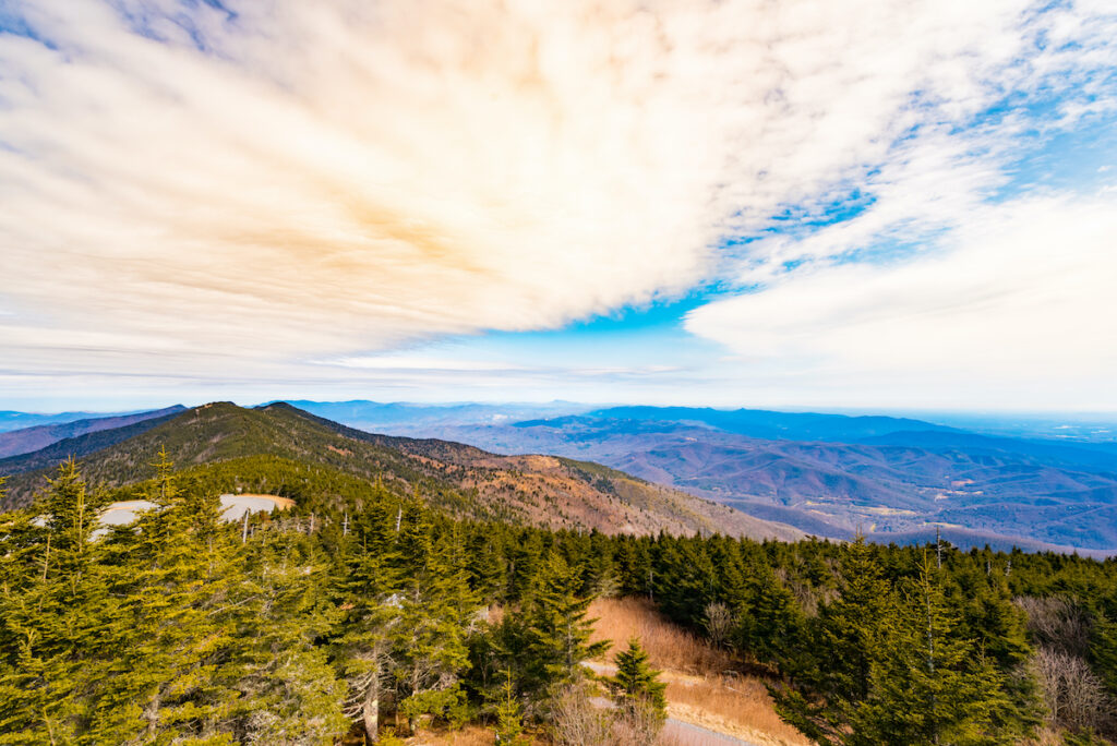 Mount Mitchell State Park; Burnsville, North Carolina