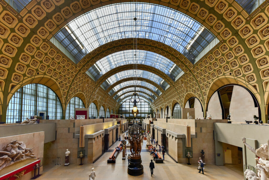 Musee d'Orsay; Paris, France