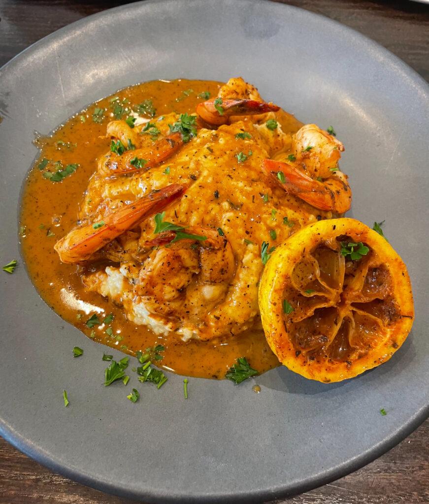 The Manship NOLA BBQ Shrimp