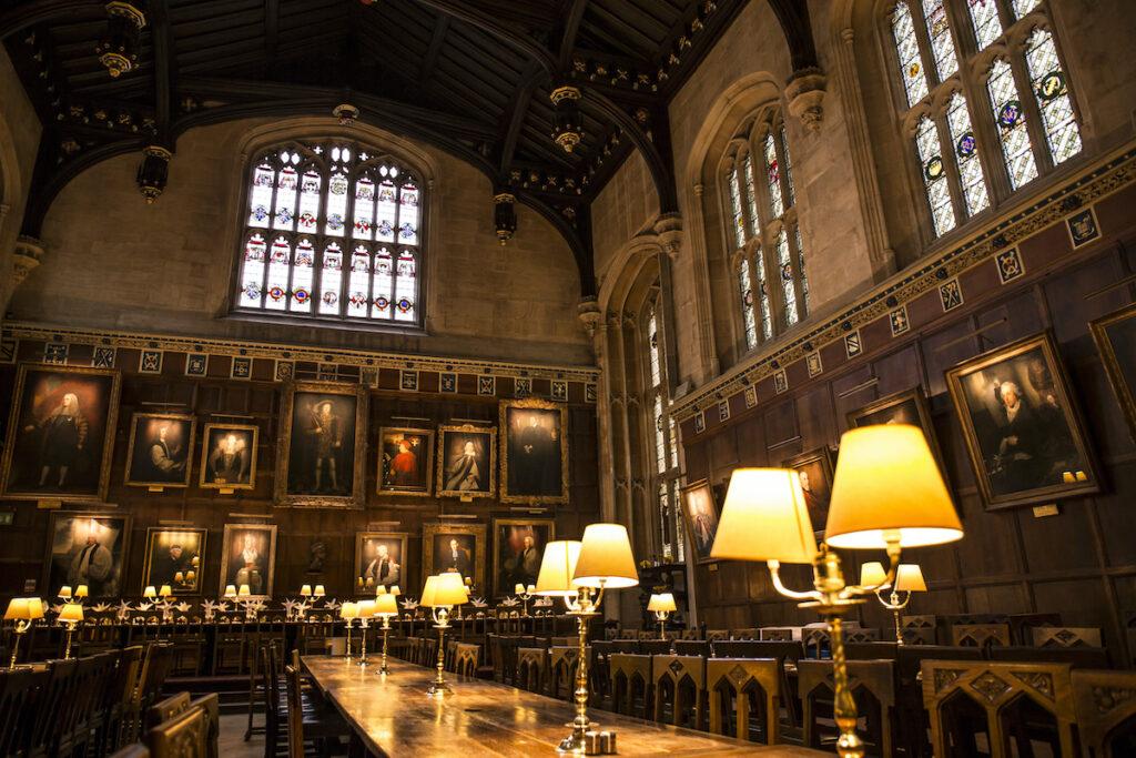 Great Hall, Oxford, England