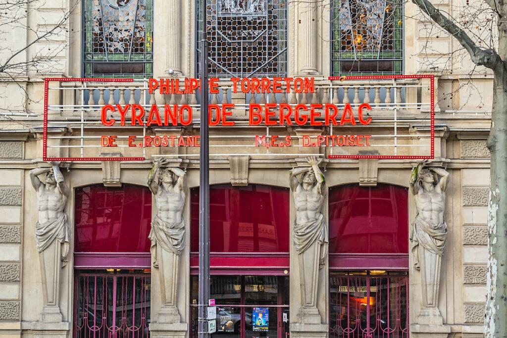 Théâtre du Petit-Saint-Martin; Paris, France