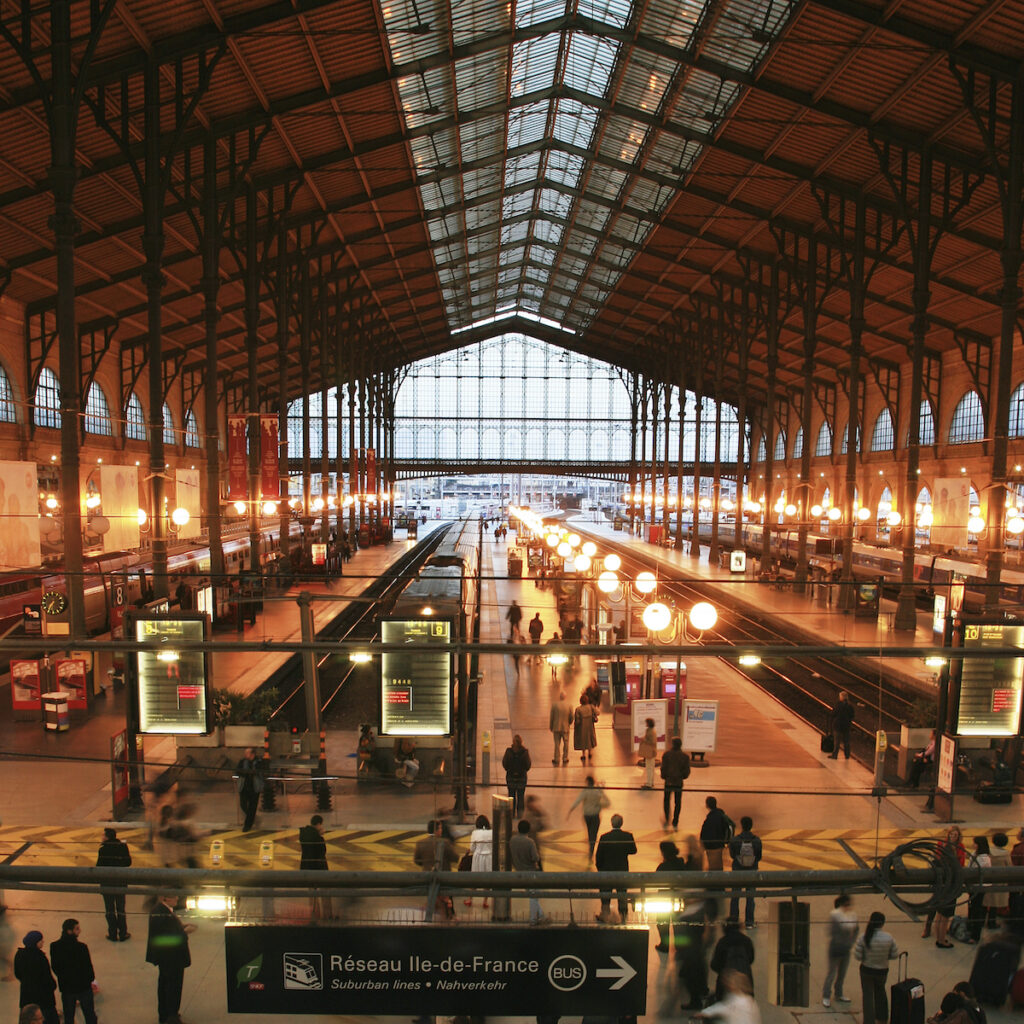 Paris North Station, Gare du Nord