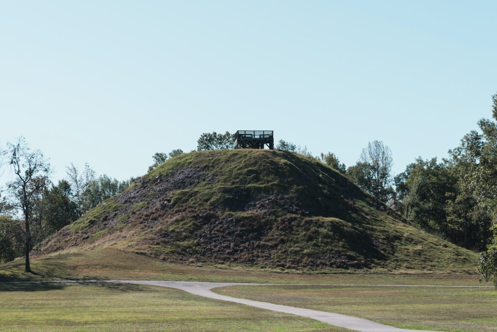 Pinson Mounds, Tennessee