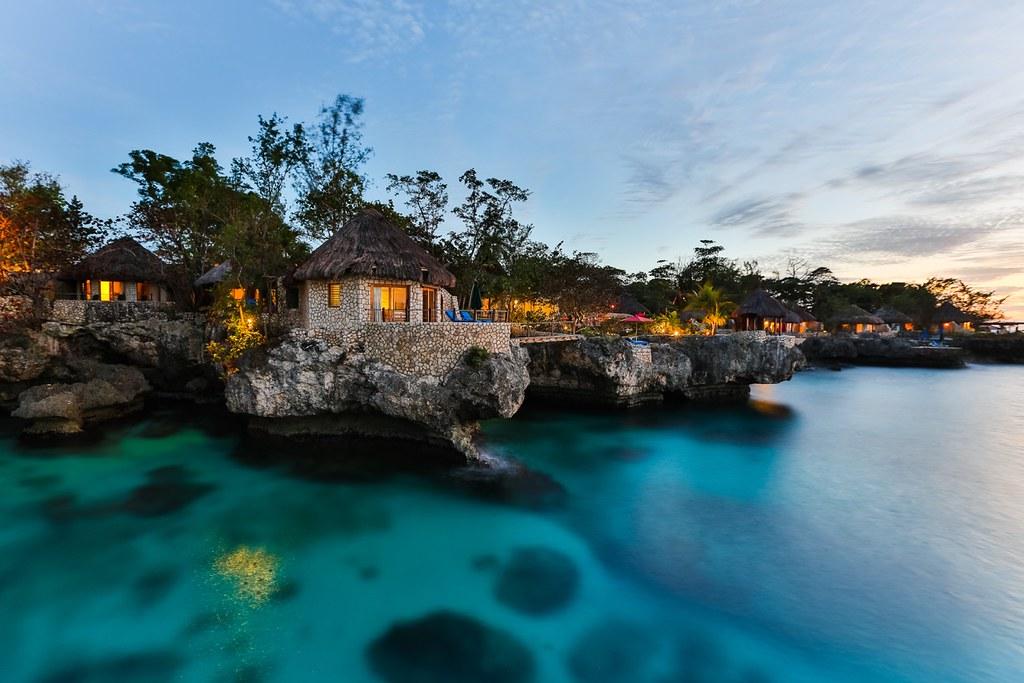 Rockhouse; Negril, Jamaica