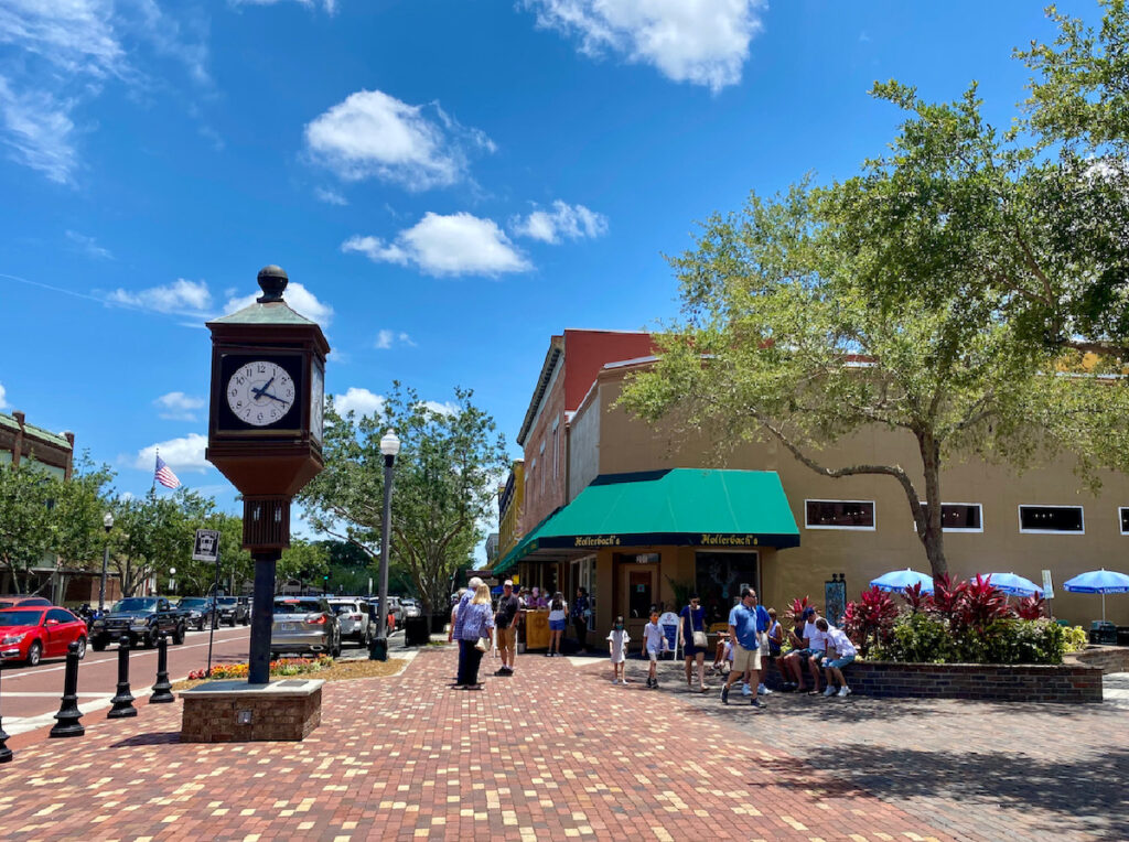Downtown Sanford, Florida