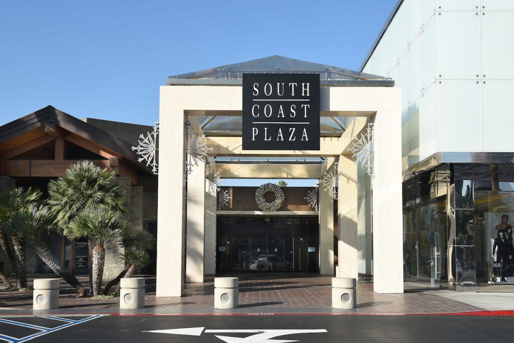 South Coast Plaza; Costa Mesa, California