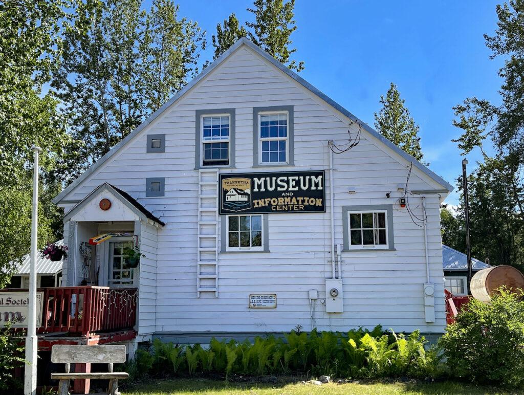 Talkeetna Historical Society Museum in Talkeetna, Alaska